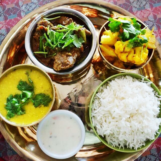 Daal-Bhaat Maasu